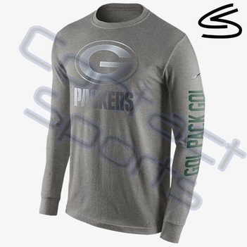 Nike NFL Reflective Long Sleeve T-shirt