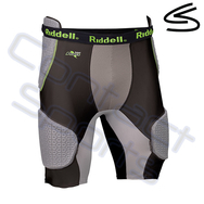 Riddell Intergrated 5 Pad Girdle