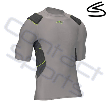 Riddell Intergrated 5 Pad Shirt