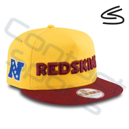 New Era Teamword Snapback Keps