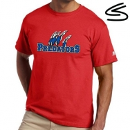 PREDATORS FAN T-SHIRT