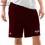 SPARTANS UA SHORTS