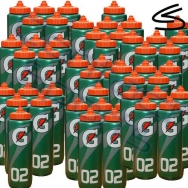 Gatorade Squeeze Bottle 100pack