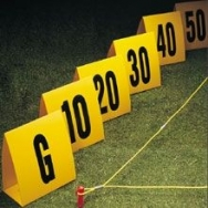 CS Yardline markers