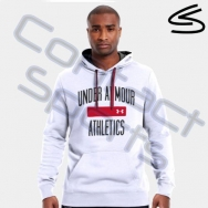 Under Armour Charged Cotton Big Logo Hoody