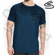 Under Armour MK1 Shortsleeve Logo T-Shirt