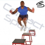 Metal Plyo Boxes Starter Set